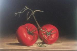 Schilderij_Tomaten